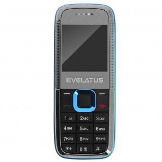 Evelatus EM01 DUAL SIM Handy, Micro-USB Anschluss - Schwarz