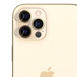 Rückkamera kratzfeste Schutzfolie Apple iPhone 12 Pro Max ? Transparent