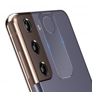 Rückkamera kratzfeste Schutzfolie Samsung Galaxy S21 ? Transparent