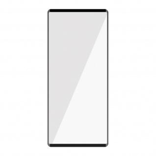 9H Härtegrad Glas-Displayschutzfolie LG Wing 5G â€? Schwarz