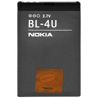 1000 mAh Nokia BL-4U Austausch-Akku für Nokia Asha 503/ Asha 515/ Asha 311
