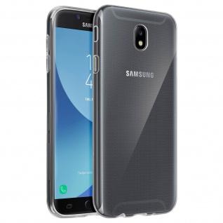 Samsung Galaxy J7 2017 Schutzhülle Silikon ultradünn (0.30mm) ? Transparent
