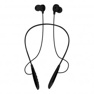 XO Sport Bluetooth In-Ear Kopfhörer 10 Stunden Akkulaufzeit - Schwarz