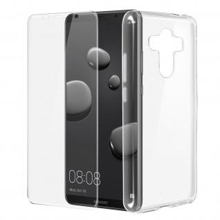 Cover + Displayschutzfolie aus Glas Huawei Mate 10 Pro - 360° Schutz 4Smarts