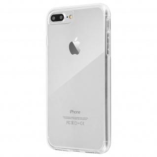 Schutzhülle für Vorder- und Rückseite Apple iPhone 7 Plus, 8 Plus ? Transparent - Vorschau 4