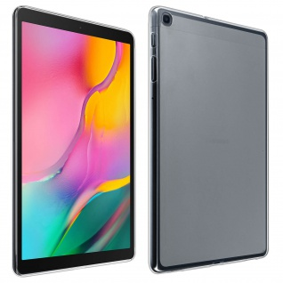 Gelhülle, flexibles Backcover für Samsung Galaxy Tab A 10.1 2019, frosted case