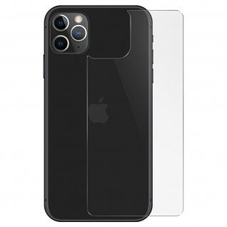 Apple iPhone 11 Pro Max Rückseitenschutz, Schutzfolie für Rückseite ? Transparent