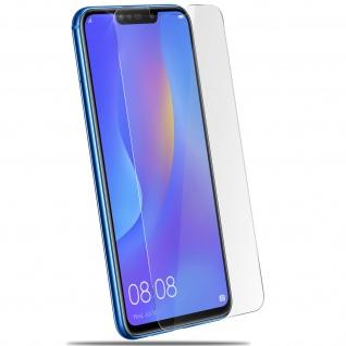 Displayschutzfolie aus Glas Huawei M20 Lite/P Smart Plus - 9H Härtegrad - Vorschau 1