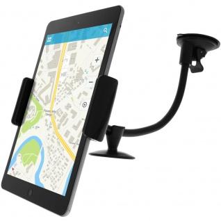 Universal KFZ-Halterung für Tablets und Smartphones ? mit Saugnapf-Befestigung