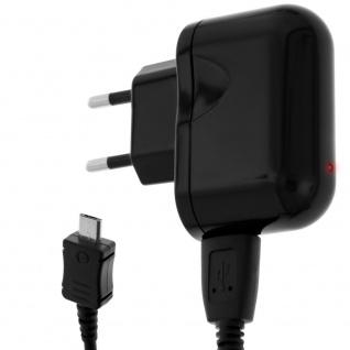BlueStar - Wand Ladegerät + Micro-USB Ladekabel 1000 mAh