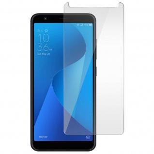 Displayschutzfolie, Bildschirmschutz Asus Zenfone Max Plus M1 - Transparent