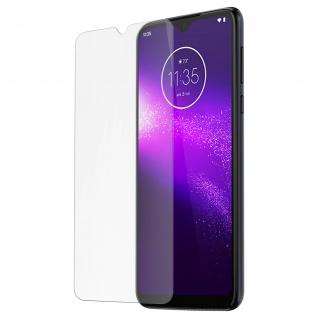 9H Härtegrad kratzfeste Displayschutzfolie Motorola One Macro â€? Transparent