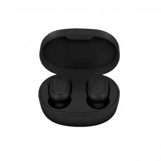 Guess Wireless Bluetooth IPX4 Noise Cancelling Kopfhörer ? Schwarz