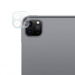 Rückkamera kratzfeste Schutzfolie für Apple iPad Pro 12.9 2020 ? Transparent