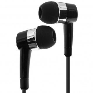 Original Samsung in-ear Kopfhörer - Mikrofon + Fernbedienung - Schwarz
