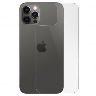 Apple iPhone 12 Pro Max Rückseitenschutz, Schutzfolie für Rückseite ? Transparent