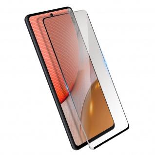 9H Härtegrad Glas-Displayschutzfolie Samsung Galaxy A72 â€? Schwarz