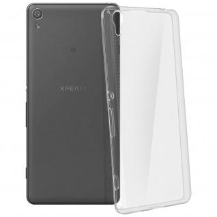 Sony Xperia XA Schutzhülle Silikon ultradünn (0.30mm) ? Transparent