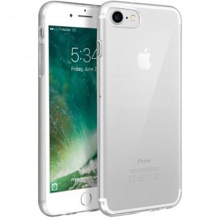 Apple iPhone 7 / 8 / SE 2020 Schutzhülle Silikon ultradünn ? Transparent