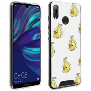 Handyhülle für Huawei Y7 2019, Made in France ? Birnen Design