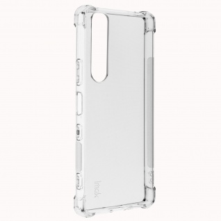 Imak Schutz Set für Sony Xperia 1 III: Schutzhülle + Schutzfolie ? Transparent