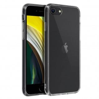 Mocca Bumper Crystal Schutzhülle für Apple iPhone 7 / 8 / SE 2020- Transparent