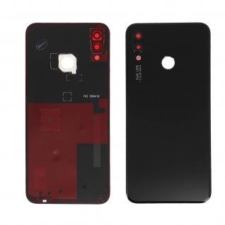 Ersatzteil Akkudeckel, neue Rückseite für Huawei P20 Lite - Schwarz