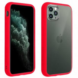 Anpassbare Mod NX Handyhülle Apple iPhone 11 Pro + Rückseite by Rhinoshield Rot