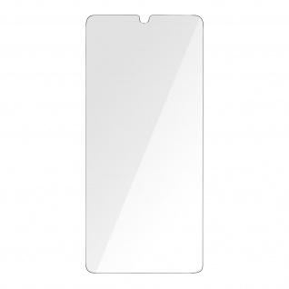 Samsung Galaxy A42 5G 3mk flexible Schutzfolie aus 7H Glas, transparent