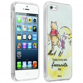 Winnie the Pooh Disney Gelhülle, Silikon Hülle für Apple iPhone 5/ 5S/ SE
