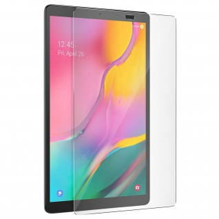 9H Härtegrad kratzfeste Displayschutzfolie Galaxy Tab A 10.1 2019 - Transparent
