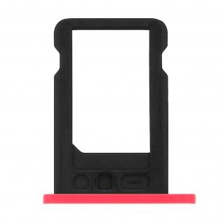 Nano-Sim-Ersatz-Kartenhalter für Apple iPhone 5C - Rose