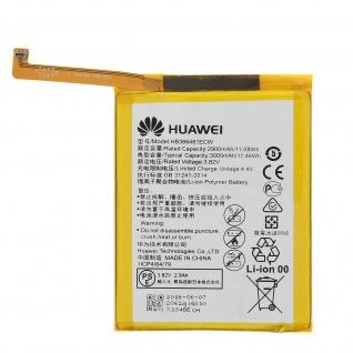 2900 mAh Huawei HB366481ECW Austausch-Akku für Huawei und Honor