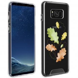 Handyhülle für Galaxy S8 Plus, Made in France ? Herbstlaub Design
