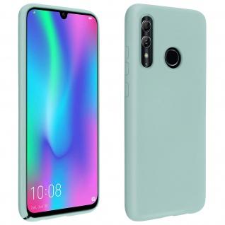 Halbsteife Handyhülle Huawei P Smart 2019 / Honor 10 Lite, Soft Touch - Grün
