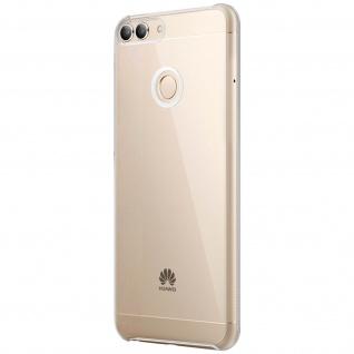 Original Huawei Crystal Case für Huawei P Smart - Transparent