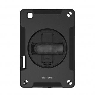Samsung Tab S6 Lite Schutzhülle mit Griff 4Smarts - Schwarz