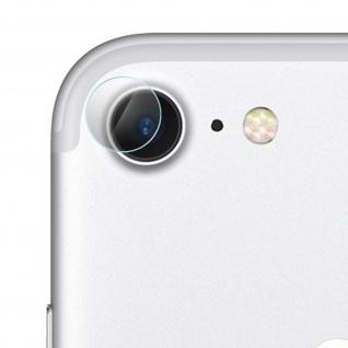 Rückkamera Schutzfolie für Apple iPhone SE 2020 / 8 / 7, Mocolo ? Transparent