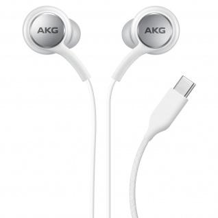 Original Samsung USB-C in-ear Kopfhörer Sound by AKG ? Weiß