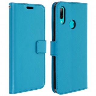 Flip Stand Cover mit Standfunktion Huawei P Smart 2019 / Honor 10 Lite - Blau