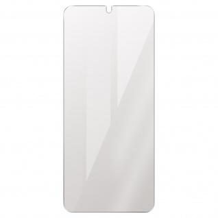 Samsung S21 Plus flexible kratzfeste Folie mit Blautlicht Filter ? Transparent