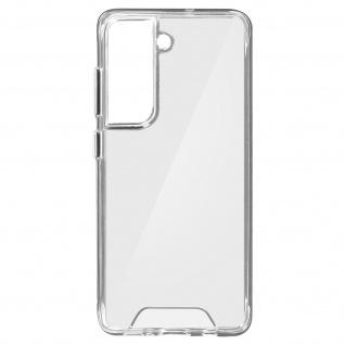 Samsung Galaxy S21 Plus stoßfeste Schutzhülle Crystal Collection - Transparent