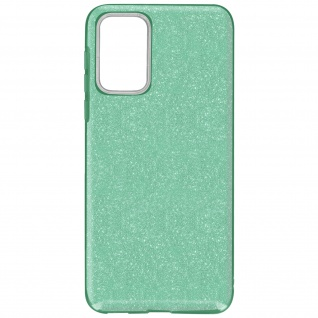 Schutzhülle, Glitter Case für Samsung Galaxy A52 / A52 5G â€? Grün