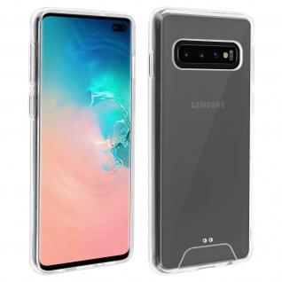Cristal Hybrid Schutzhülle für Samsung Galaxy S10 Plus - Transparent