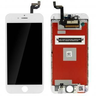 LCD Komplettset mit Touchscreen für iPhone 6S - Weiß - Vorschau 5