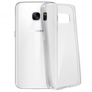 Unverbrüchliche Schutzhülle aus hochwertigem Silikon für Samsung Galaxy S7