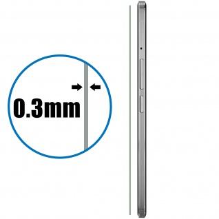 Ultradünne bruchsichere Displayschutzfolie aus Hartglas für OnePlus X 0, 3mm - Vorschau 3