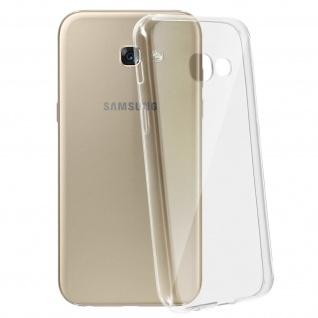 Unverbrüchliche Schutzhülle aus hochwertigem Silikon für Samsung Galaxy A3 2017