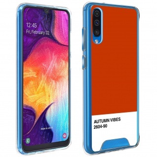 Handyhülle für Galaxy A50 / A30s, Made in France ? Autumn Vibes Design