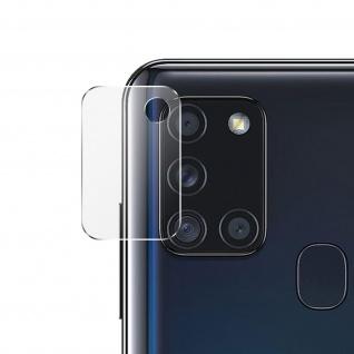 Rückkamera kratzfeste Schutzfolie für Samsung Galaxy A21s - Transparent